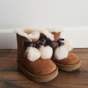 Toddler classic UGG boots